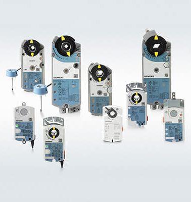 Damper actuators