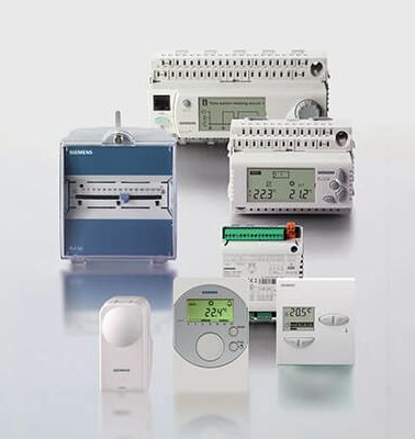 Synco controllers