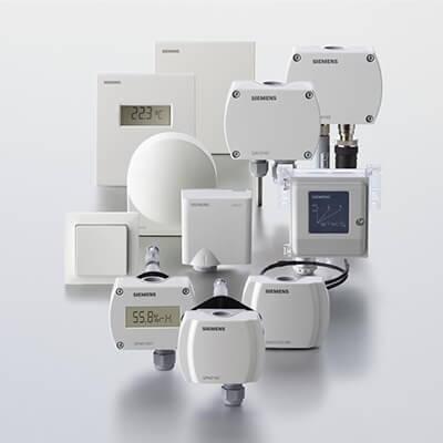 Siemens senzori