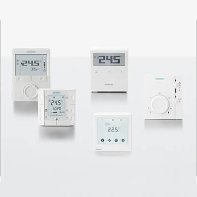 Siemens sobni termostati